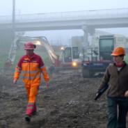 Altlastensanierung: 2800t mit Quecksilber kontaminierter Boden aus einem Industrieareal entfernt