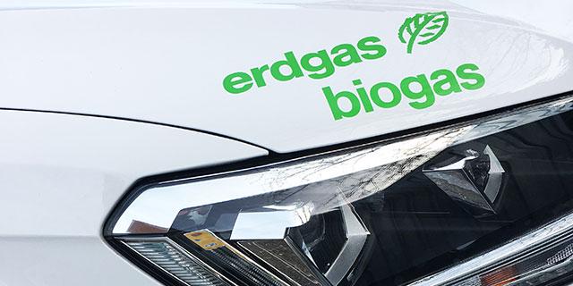 Neue Fahrzeuge — CO2 Bilanz um 50% verbessert